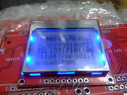 LCD NOKIA 5110	RESULUTION 84X48 GRAPHICAL LCD5110 模块